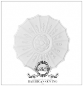 The Pygmalion Plaster Ceiling Rose 318mm